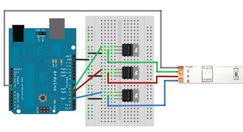 Usage Rgb Led Strips Adafruit Learning System