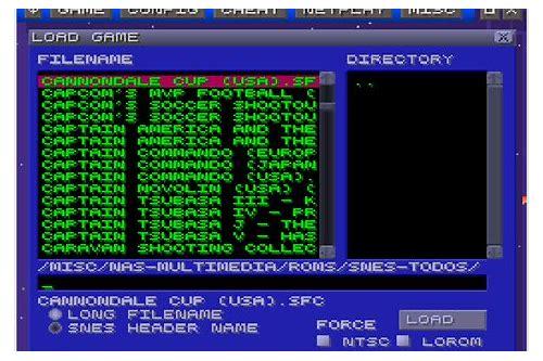 Download zsnes emulator   SNES Emulators for Windows  2019-06-01