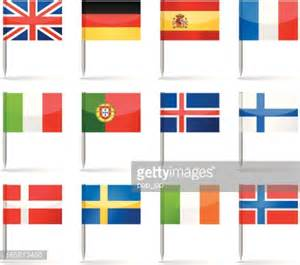 Flags of Northern European Countries