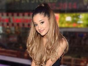 Celebrity Hairstyles Ariana Grande Hairstyles 2015