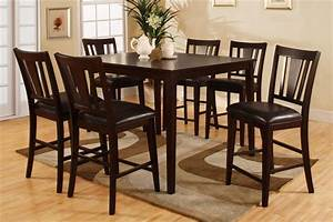 Dining Room Glamorous 8 Person Square Dining Table Square