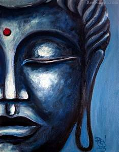 Buddha Painting Arts to Essence Your Environment with Peace