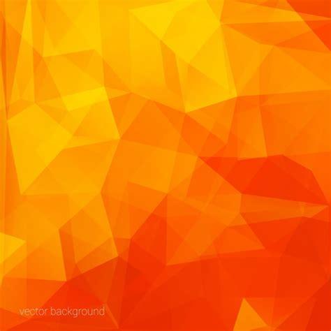 Orange Backgrounds Orange Vector Background Free Vector 45 825 Free