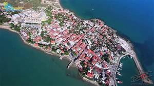 Side / Antalya aerial movie - YouTube  Side