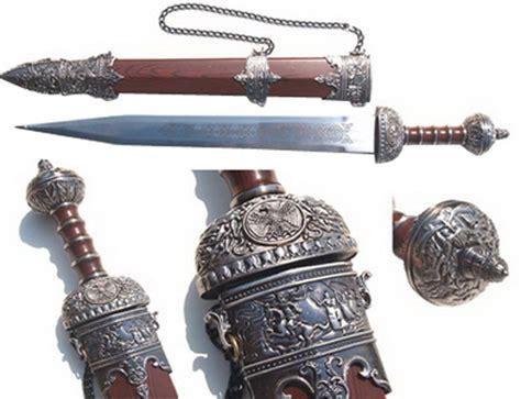 Gladius Roman Sword Gladiator Julius Caesar With Free