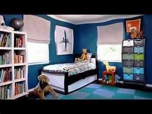 Kinderzimmer Für Jungs : zimmer f r jungs youtube ~ Lizthompson.info Haus und Dekorationen