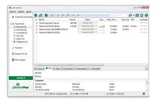 baixar software usando utorrent download