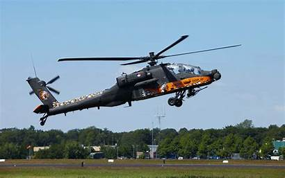 Apache Helicopter Ah 64 Boeing 4k Ultra