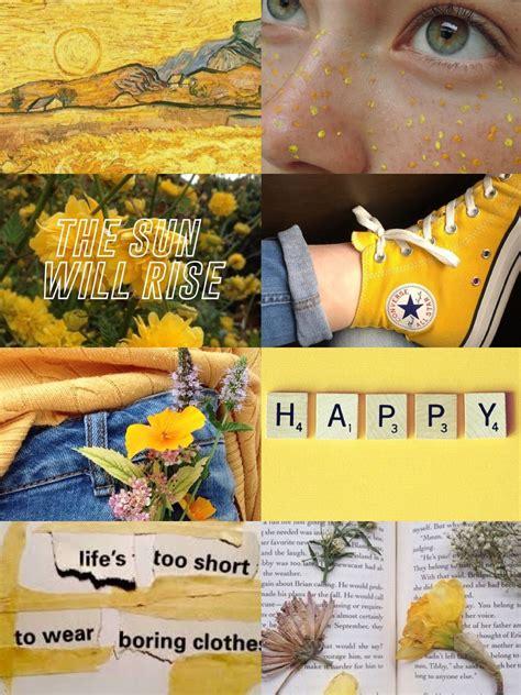 happy yellow aesthetic yellow aesthetic aesthetic