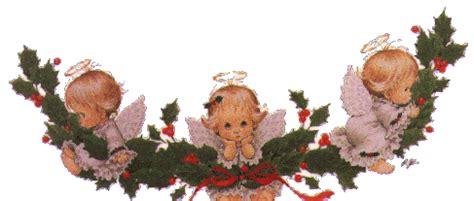 malaikat bidadari natal gif gambar animasi animasi