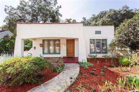 Pasadena Spanish Bungalows For Sale