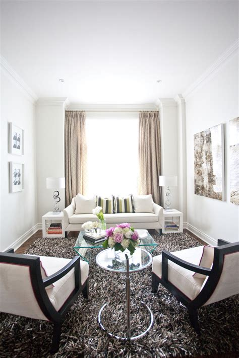 superb grey shag rug  living room traditional  dark