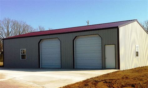 storage shed companies okc oklahoma post frame buildings pole barns detached