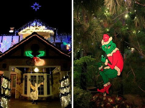 house in subang puts up spectacular christmas decorations
