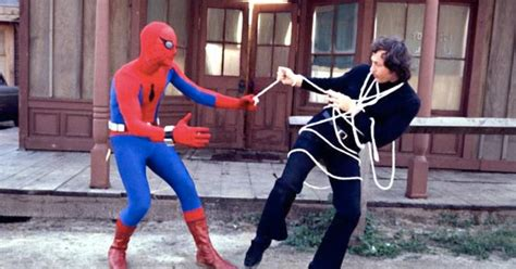 marvel movies spider man strikes