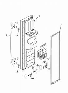 9535580 Refrigerator Wiring Diagram
