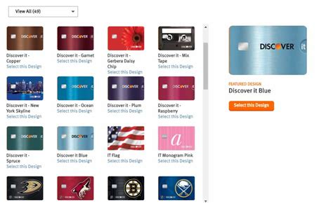 discover credit card designs get rich with discover card cashback 5 on rotating