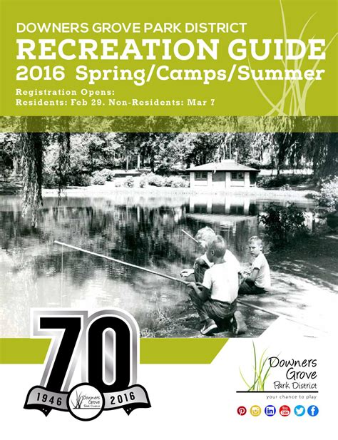 2016 downers grove activity guide by dgparks issuu 743 | page 1