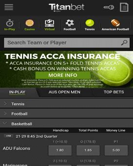 Titanbet Mobile App titanbet mobile app for android and ios and