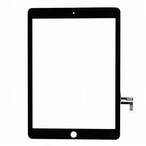 iPad Air and iPad 5 Black Touch Screen Digitizer | Fixez.com