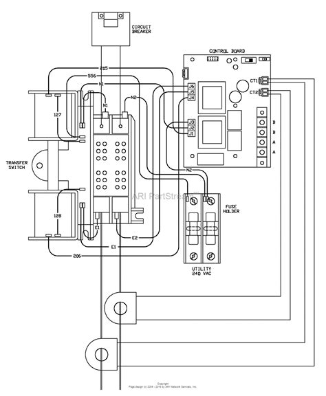 Transfer Switch Wiring House by Generac Whole House Transfer Switch Wiring Diagram Sle