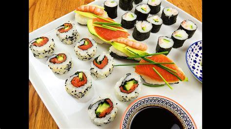 sushi selber machen sushi rezept