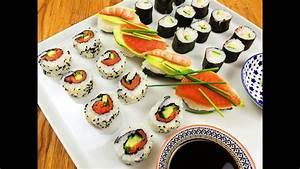 Sushi Selber Machen : sushi selber machen sushi rezept youtube ~ A.2002-acura-tl-radio.info Haus und Dekorationen
