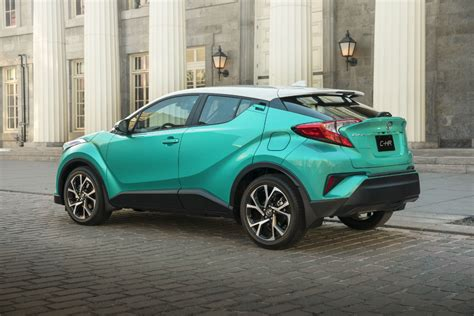 Brandnew 2018 Toyota Chr Subcompact Crossover Specs