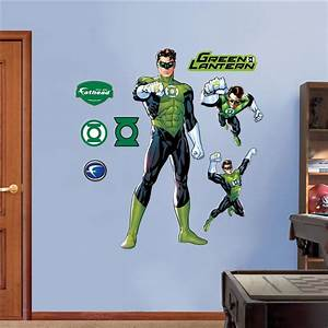 green lantern fathead With the best fatheads wall decals