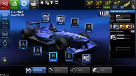 F1 Online The Game Custom Car  F1 Online The Game
