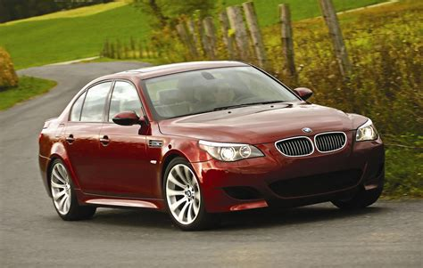 2008 Bmw 5-series And M5 Pricing Announced