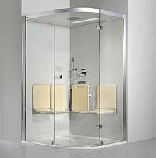 Steam shower   Wikipedia