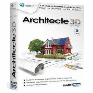architecte 3d prix pas cher cdiscount With logiciel 3d maison mac 1 architecte 3d pour mac telecharger gratuitement la
