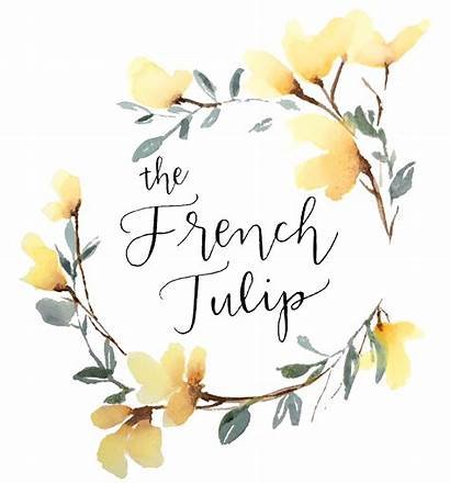 Thank Tulip Clipart Flowers French Fishers Delivery