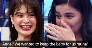 Anne Curtis Shares The Reason Why They Keep Her Pregnancy ...