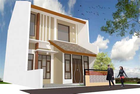 Denah Dan Desain Rumah Minimalis Terbaru 2018
