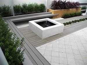 Sonnenrollo Für Terrasse : wohndeck wpc terrasse basalt wohngesund ~ Frokenaadalensverden.com Haus und Dekorationen