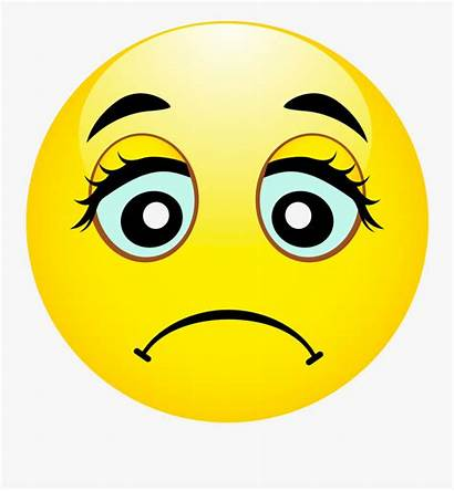 Emoji Sad Face Clipart Sedih Whatsapp Dp