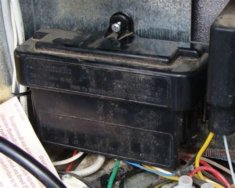 dometic thermistor repair kit