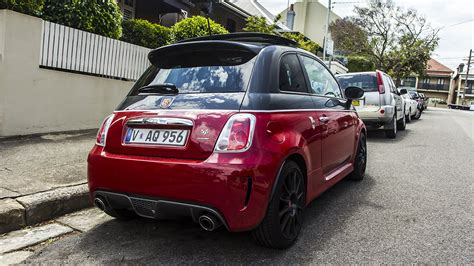 fiat abarth  turismo review caradvice