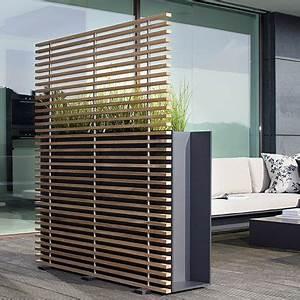 Sichtschutz Terrasse Modern : sichtschutz terrasse outdoor ~ Frokenaadalensverden.com Haus und Dekorationen