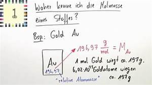 Chemie Mol Berechnen : stoffmenge masse molmasse chemie themen einfach erkl rt ~ Themetempest.com Abrechnung