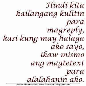 Mga Patama Quot... Bagong Kilig Quotes