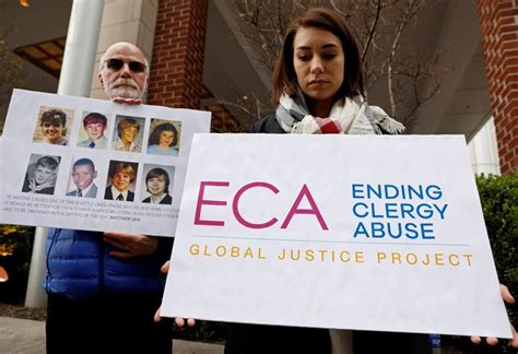 Victims Of Church Sex Abuse Go Global With Fight For