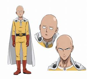 Saitama - One Punch Man Minecraft Skin