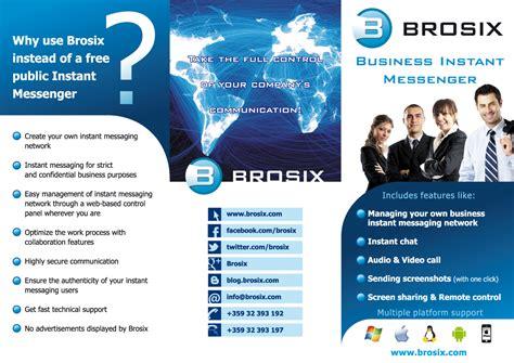 brosix announces cloud storage  updates