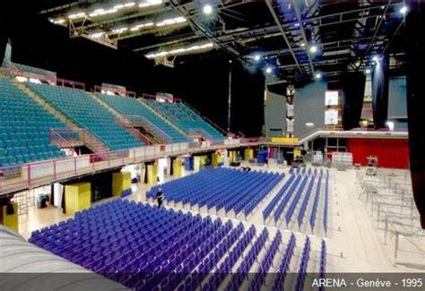 arena geneve plan salle acoustique des salles aab