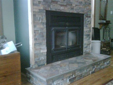 Homeofficedecoration Slate Tile For A Fireplace