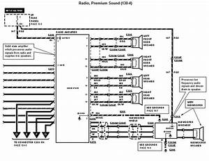 I Need A Wiring Diagram For The Radio On A 1996 Ford Windstar Wiring Diagram