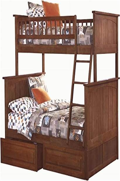 Bed Bunk Raised Beds Furniture Twin Drawers